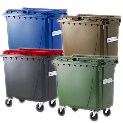 Containers 800 litres