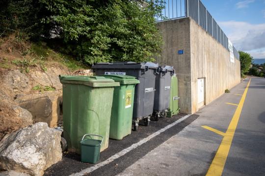 Recyclage: y-a-t'il une vie après le container?