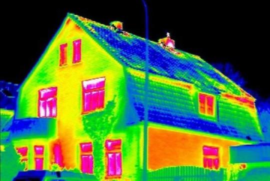 La consommation énergétique des immeubles