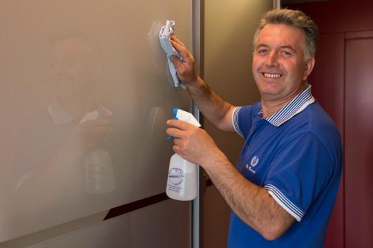 Comment se former au nettoyage?