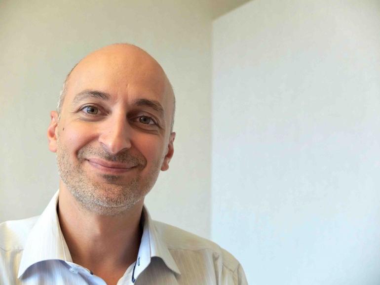 Ilan Büchler, directeur de la Société Coopérative d'Habitation de Lausanne